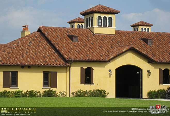 Equestrian Complex in Wellington, FL