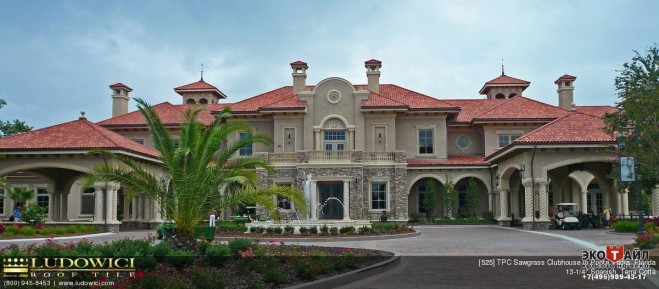 TPC Sawgrass Clubhouse in Ponte Vedra, Florida