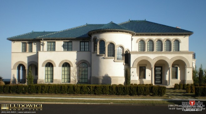 Private Residence in Deal, NJ