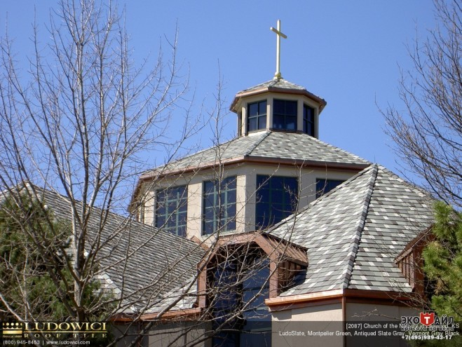 Church of the Nativity in Leawood, KS