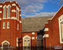 1st Pres. Church in Hendersonville, NC